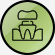 Porcelain-fused-to-metal (PFM) crowns have been considered the gold standard for the repair of damaged teeth.