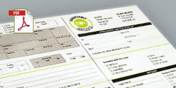 Download RCA Dental Lab RX Prescription Form