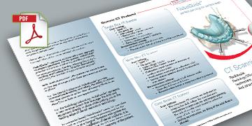 Download Nobel Guide CT Scan Protocol